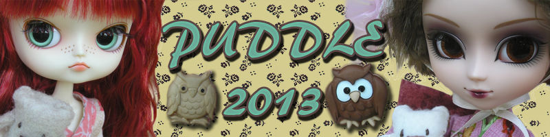The theme of PUDDLE 2013 was owls. Hoot!