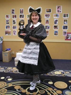 TrueFan as Lunatic Alice