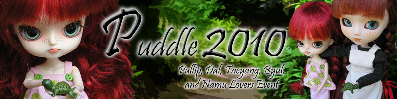 The theme of PUDDLE 2010 was Turtles.