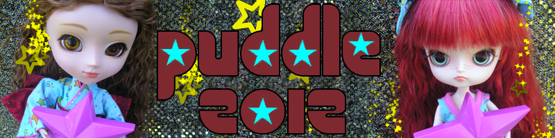 The theme of PUDDLE 2012 was stars.